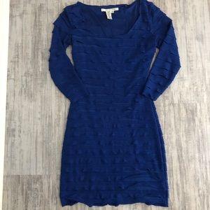 Max Studio medium blue dress